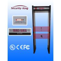 Wholesale Adjustable Sensitivity Walk Through Entrance Gate Security Systems with Visual Audible Alarm from china suppliers