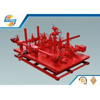 Wholesale Effectively Choke Manifold Well Control Equipment Oilfield Using from china suppliers