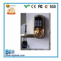Buy cheap 2015 New Product Made-in-China Password Door Lock with Single Latch from wholesalers