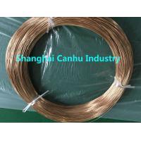 Quality Cobalt Nickel Beryllium Copper wire CuCo1Ni1Be/CW103C for sale