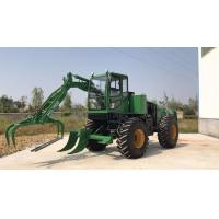 Wholesale 7 Ton Sugar Can Grab Loader Farming Equipment With Cummins Engine Hydraulic System Pressure from china suppliers