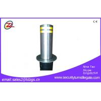 Wholesale Stainless Steel Hydraulic Lifting Traffic Barrier Systems Automatic Control Bollard Column from china suppliers