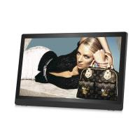 Wholesale Ultrathin HD IPS 27inch LCD Digital Photo Frame Plastic Case Video Loop Play from china suppliers
