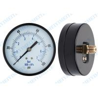Wholesale High Accuracy General instruments temperature gauge 30HG-0-15000PSI Range from china suppliers