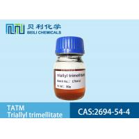 Wholesale Purity ≥ 96.0% Cross Linking Agents CAS 2694-54-4 TATM 1,2,4-Triallyl trimellitate from china suppliers