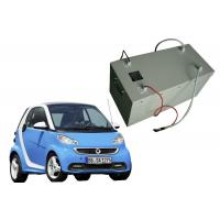 Wholesale Rechargeable 96V 60Ah LiFePO4 Power Battery Pack For Electric Car from china suppliers