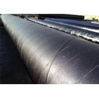 Wholesale Hot Rolled Anti Corrosion Pipe , Seamless Casting Large Steel Tube For Water Transfer Industrial from china suppliers
