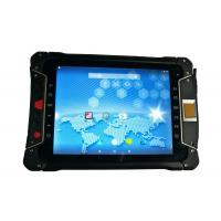 Wholesale OEM 8'' Rugged Tablet PC Mobile Fingerprint Scanner 1.5M Drop Resistance from china suppliers