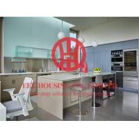 Wholesale Customized Modern Lacquer Kitchen Cabinet with Excellent Design and Quality MOQ is 1 set & Shipping by Sea from china suppliers