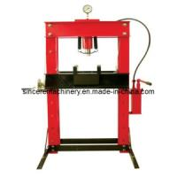 Wholesale 50t Shop Press with Gauge (SIN0901H) from china suppliers
