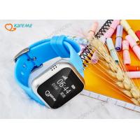 Wholesale Anti Lost Personal GPS Tracker Watch Phone With SOS Emergency Call Button from china suppliers