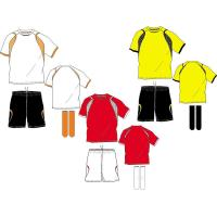 Wholesale Football T-shirt and shorts from china suppliers