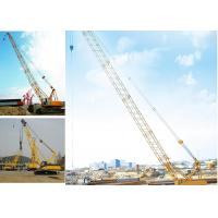 Wholesale Durable Knuckle Lattice Boom QUY80 Hydraulic Crawler Crane Safe And Heavy from china suppliers