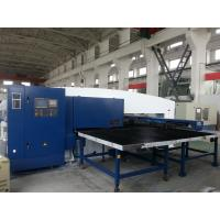 Buy cheap Electronic CNC Punching Machine , Metal Pipe Punching Machine from wholesalers