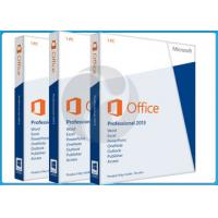 Wholesale 32 Bit / 64 Bit Microsoft Office 2013 Professional Software retailbox from china suppliers