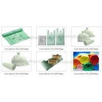 Wholesale Corn starch bags, sacks, Compostable, OXO-BIODEGRADABLE, Biodegradable packaging from china suppliers