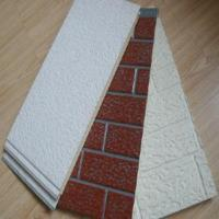 Wholesale Metallic Embossed Sandwich Panel (Elegant Design and Color) from china suppliers