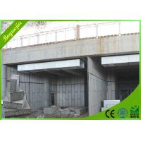 Quality Fire Proof  Simple Construction EPS Cement Sandwich Wall Panel For Prefab House for sale