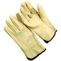 Wholesale Fashion style Leather Driving Glove with shirred elastic back for mens in winner  DRCAS from china suppliers