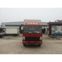 Wholesale Small Refrigerated Box Truck 1 To 10 Tons For Transporting Frozen Foods from china suppliers