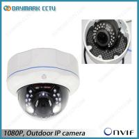 Wholesale 1080P Dome Security Network Camera Night Vision 30pcs IR LEDs from china suppliers