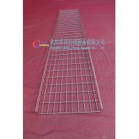 Wholesale 500 x 50 Zinc Stainless Steel Wiremesh Cable Tray Indoor For Flat from china suppliers