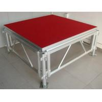 Wholesale  Movable Stage Platform Corrosion Resistance Simple Stage from china suppliers