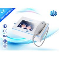 Wholesale Portable Mini Home Use Hifu Machine For Anti - agent Wrinkle Wholesale HIFU For Face Lift And Body Slimming from china suppliers