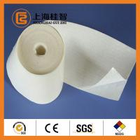Wholesale White Polyester Non Woven Fabric Raw Material Nonwoven Wipes Customized from china suppliers