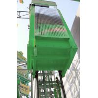 Wholesale Vertical Single Car 300kg Capacity Industrial Lift , Construction Elevator from china suppliers