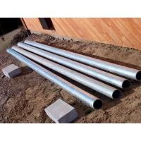 Wholesale BS1387 Q195 galvanized steel pipe. from china suppliers