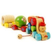 Wholesale Wooden Train Toys from china suppliers