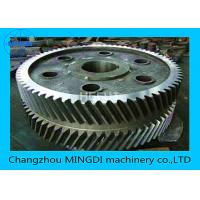 Wholesale 10kg ~ 200kg Large Double Helical Gear For Industry / Steel Bevel Gears from china suppliers
