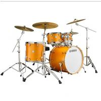 Wholesale Yamaha Tour Custom Maple 4-Piece Shell Pack with 22 in. Bass Drum Caramel Satin from china suppliers