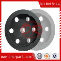 China resin grinding wheel for glass beveling machine on sale