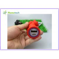 Wholesale Small Battery Operated Lipstick Power Bank 2600mAh Custom Fire Hydrant Shape from china suppliers