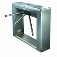 Wholesale Door security control drop arm turnstile from china suppliers