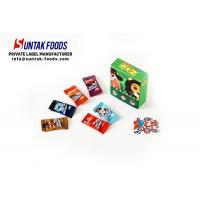 Wholesale 10g Fruity Novelty Candy Toys Sugar Free For Christmas , Magic Box Package from china suppliers