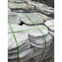 Wholesale Green Slate Round Stepping Stones,Natural Stone Pavers,Garden Stepping Pavement,Landscaping Stepping Paving Stone from china suppliers