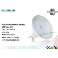 Wholesale Track IP65  Waterproof 15W LED Par38 spotlight  90pcs 2835 120 Degree from china suppliers