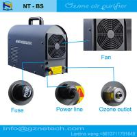 Wholesale Ceramic Tube 5g Hotel Ozone Machine portable electric power for disinfection from china suppliers