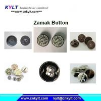 Wholesale Zamak 5 zinc alloy die casting metal button die casting machine from china suppliers