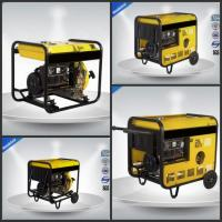 Wholesale Open Type Gasoline Generator Set  0.65 - 13.8KVA Single Phase Electric Starter from china suppliers