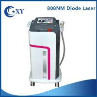 Wholesale 808nm Permanent Diode Laser Hair Removal Machine For Salon 0~120J/Cm2 from china suppliers