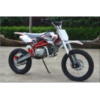 Wholesale single cylinder 4 stroke 125cc mini dirt bike with manual clutch 4 speed from china suppliers