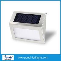 Wholesale IP44 1w Mini Corridor Foot Lamp Solar Stair Lighting Wall Led Step Lights Warm White from china suppliers