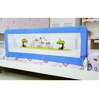 Wholesale Adjust Mesh Toddler Bed Rail Guard For Kids Easy Folding 1.5m from china suppliers