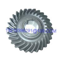 Wholesale Forging Cast Steel Or Brass Spiral Bevel Gear Shaft / Planetary Gear from china suppliers