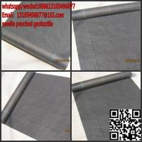 Wholesale needle punched geotextile/ weed barrier fabric/earthscape rolls from china suppliers