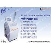 Wholesale IPL Beauty Pigment Removal / Facial Rejuvenation Machine for beauty salon from china suppliers